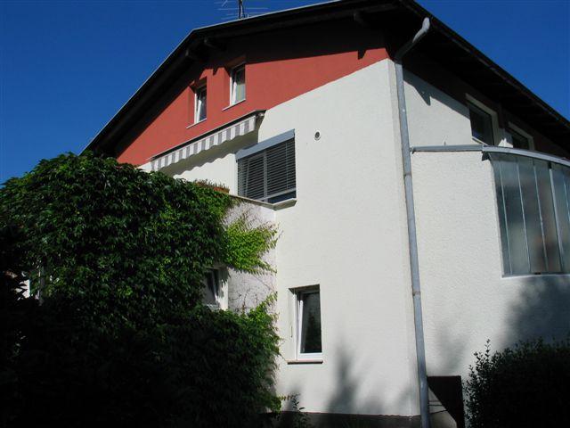Končana fasada objekta Caparol