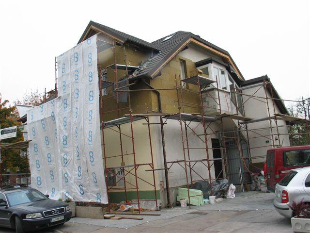 Izdelava fasade objekta Tervol lamela FKD-S (PTP-035)