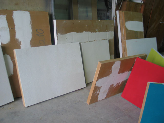 Obstoječi fasadni elementi