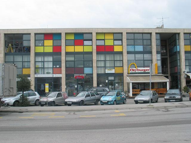 Odstranjevanje obstoječih fasadnih elementov