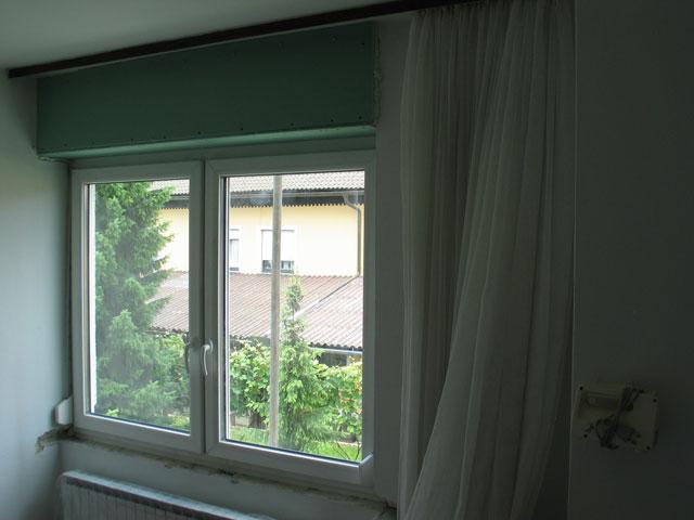 Vgradnja novih oken