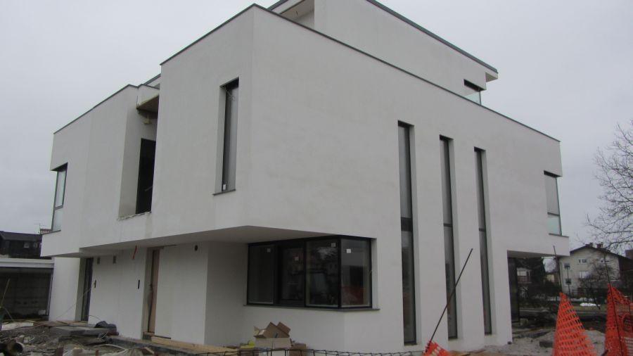 Končana fasada objekta Marmorit Noblo