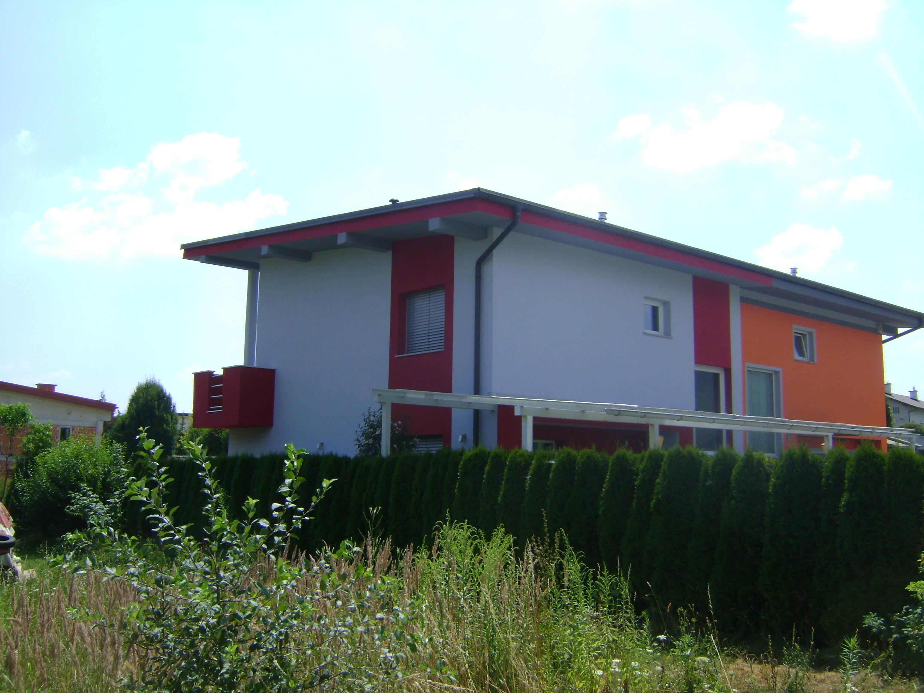 Izdelava toplotne izolacije fasade iz stiroporja (ekspandiran polistiren) na obstoječo fasado iz stiroporja