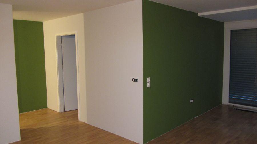 Pleskanje dnevne sobe