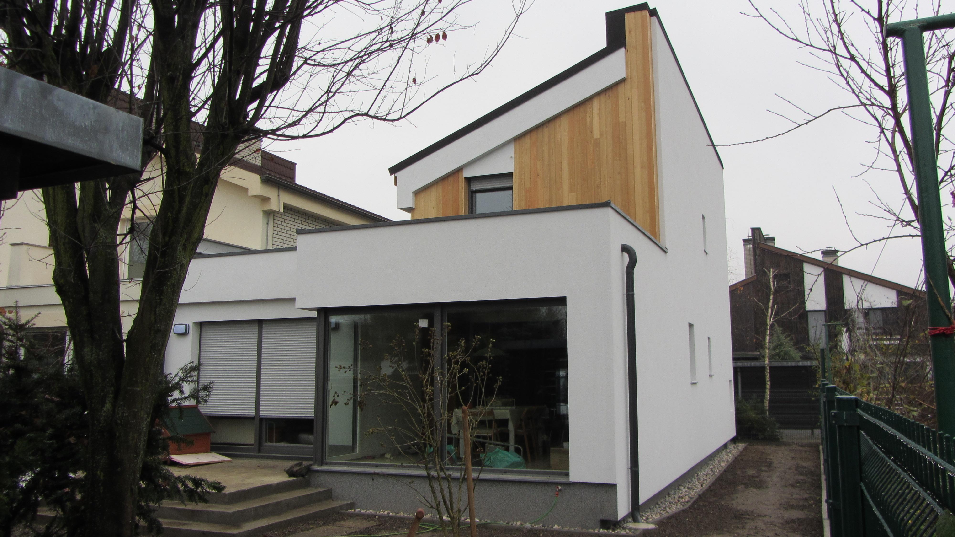 Izdelava toplotne izolacije fasade iz stiroporja (ekspandiran polistiren) - Weber