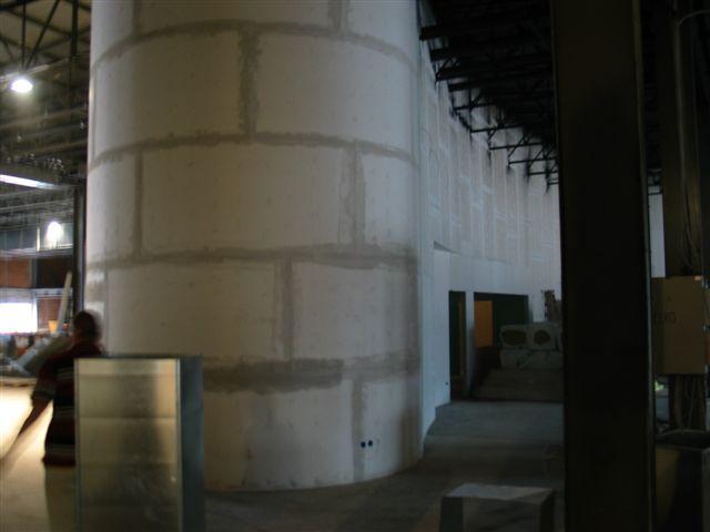 Obloga sten s knauf ploščami