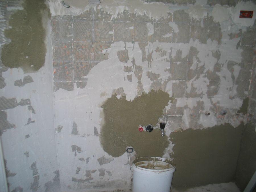 Odstranitev keramične obloge