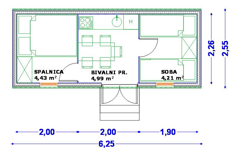 Mobilne hiške - Galerija 2