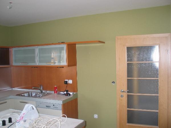 Pleskanje kuhinje